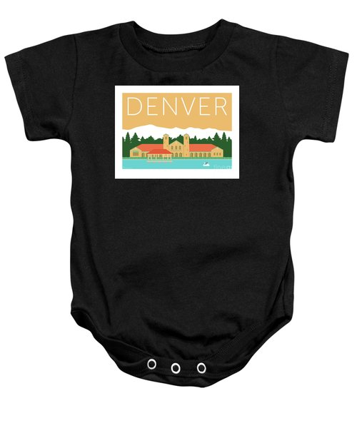 Denver City Park/adobe Baby Onesie