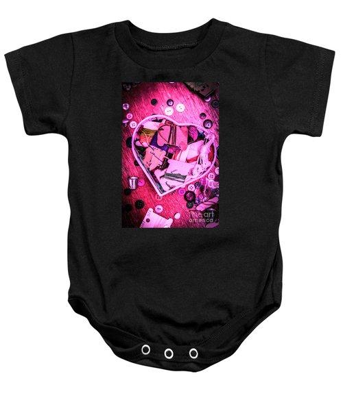 Designer Love Baby Onesie