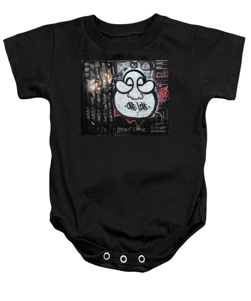 Detachment From Outcome Baby Onesie