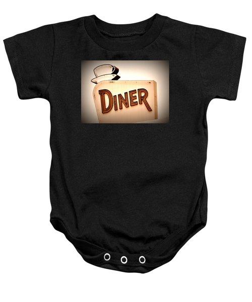 Diner Baby Onesie