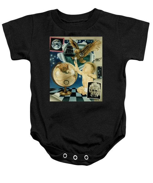 Discovery Of The New World Baby Onesie
