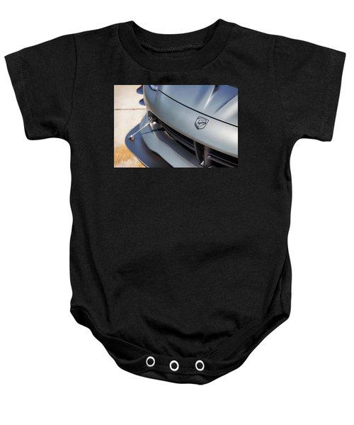 #dodge #acr #viper #print Baby Onesie