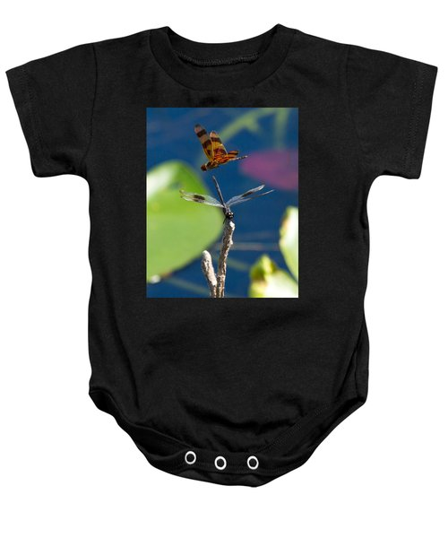 Dragon Fly 195 Baby Onesie
