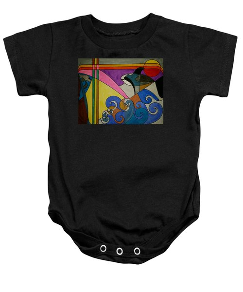 Dream 176 Baby Onesie