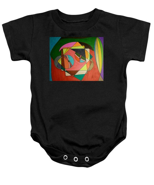 Dream 332 Baby Onesie