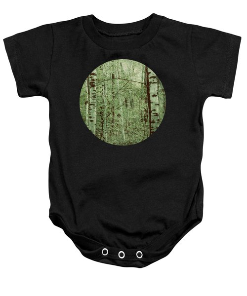 Dreams Of A Forest Baby Onesie
