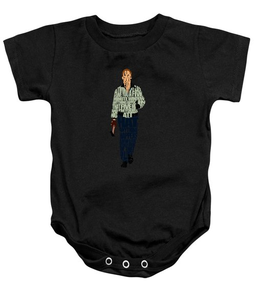 Driver - Ryan Gosling Baby Onesie