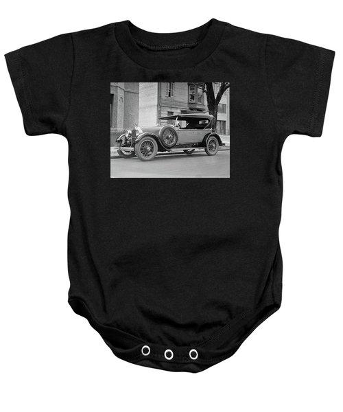 Dusenberg Car Circa 1923 Baby Onesie