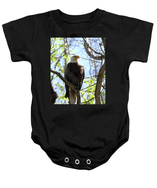 Eagle 1 Baby Onesie
