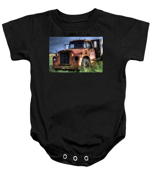 Earl Latsha Lumber Company Version 3 Baby Onesie