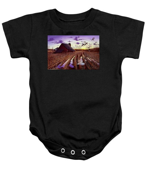 Early Return Baby Onesie