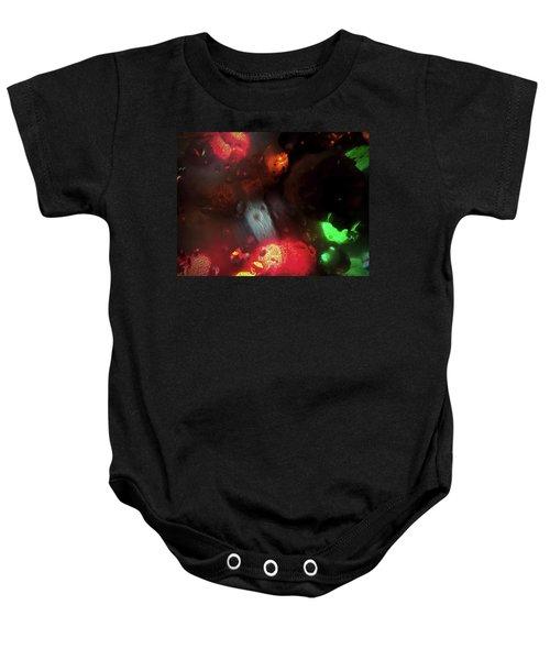 Earth Intruders Baby Onesie