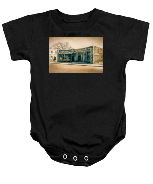 Eat And Drink Baby Onesie