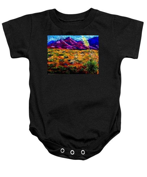 El Paso Baby Onesie