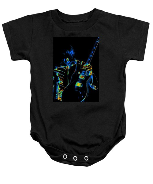 Electric Scholz Baby Onesie