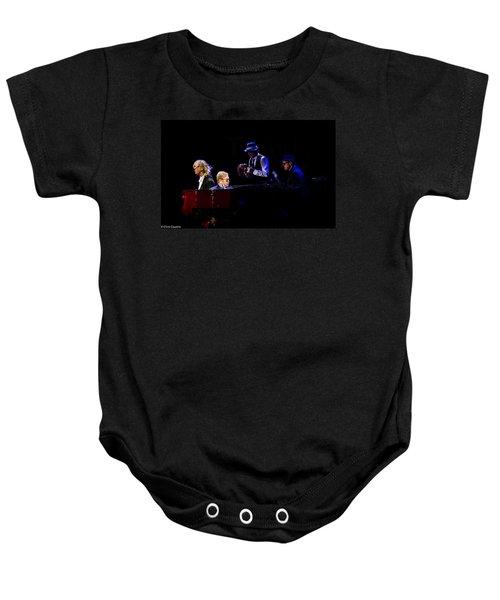 Elton - Gather Round Baby Onesie