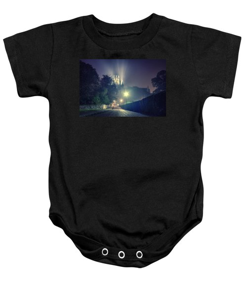 Ely Cathedral - Night Baby Onesie