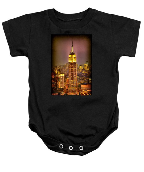 Empire Light Baby Onesie