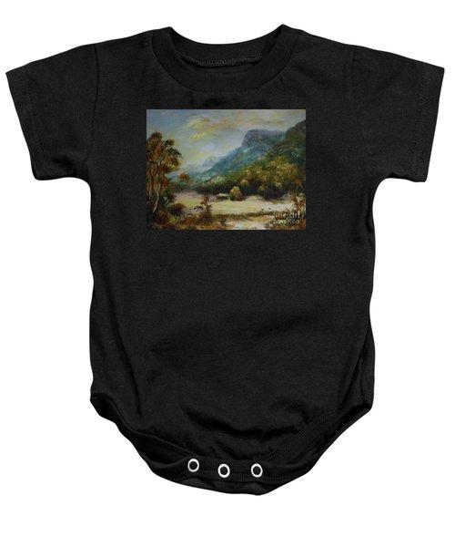 Emu Plains, Grampians Baby Onesie