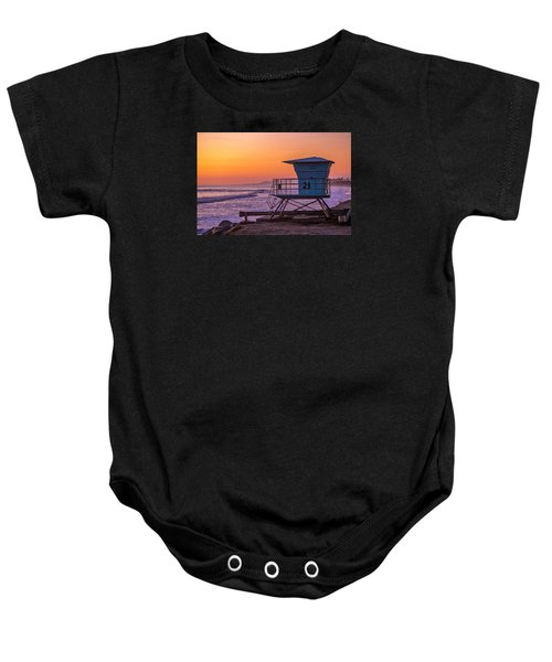 End Of Summer Baby Onesie
