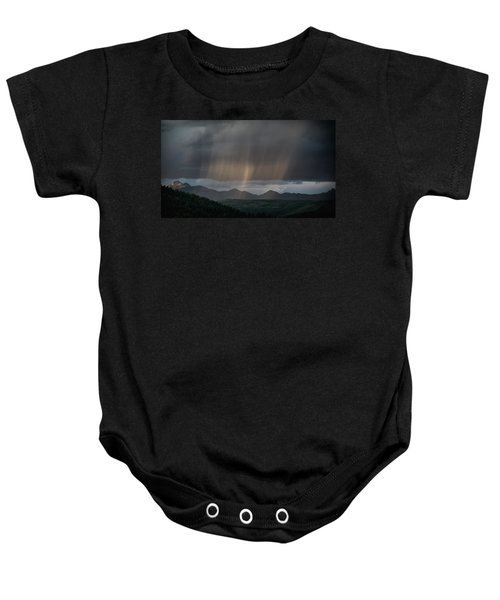 Enlightened Shafts Baby Onesie