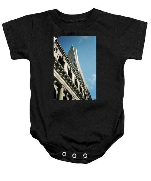 Eras, San Francisco Baby Onesie