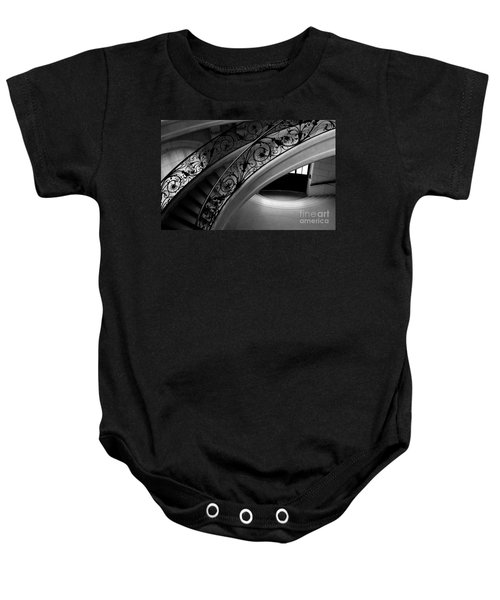 Eternal Staircase Baby Onesie