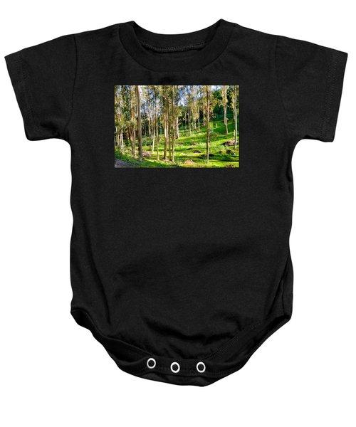 Eucalyptus Baby Onesie
