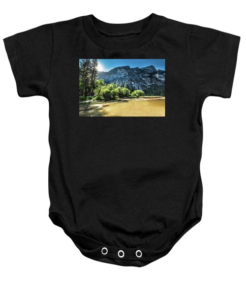 Eve Approaches- Baby Onesie