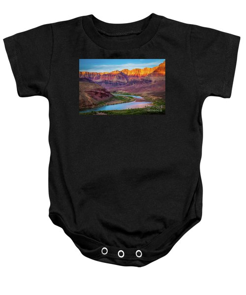 Evening At Cardenas Baby Onesie