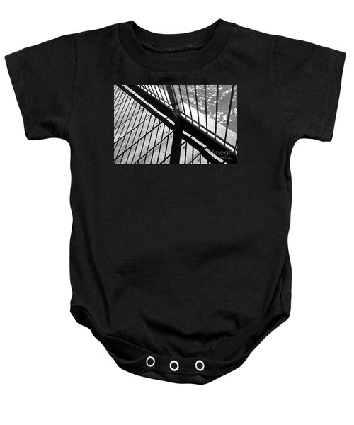 Baby Onesie featuring the photograph Every Which Way by Stephen Mitchell