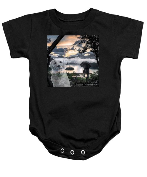 Expect Miracles Baby Onesie