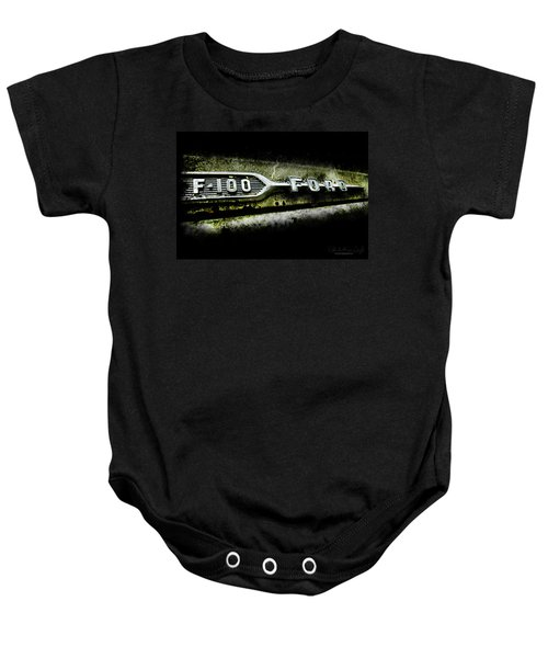 F-100 Ford Baby Onesie