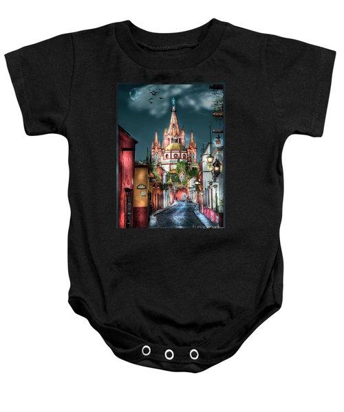 Fairy Tale Street Baby Onesie