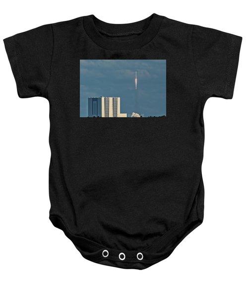 Falcon 9 Launch Baby Onesie