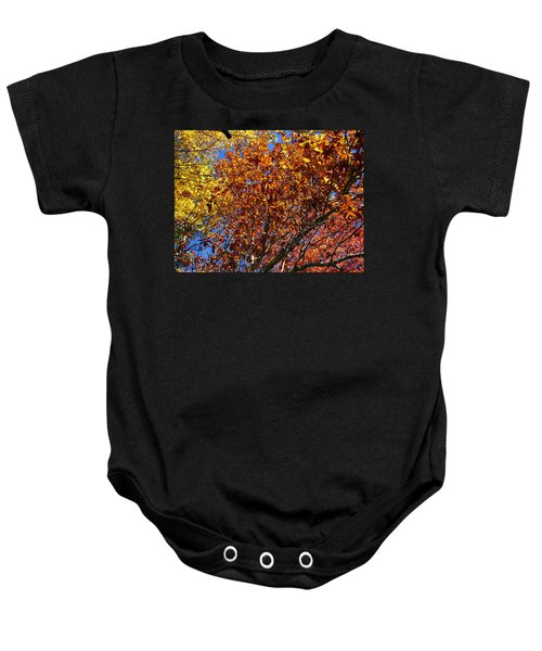 Fall Baby Onesie