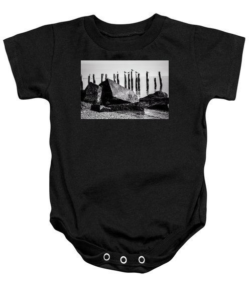 Falmouth Highlands Baby Onesie
