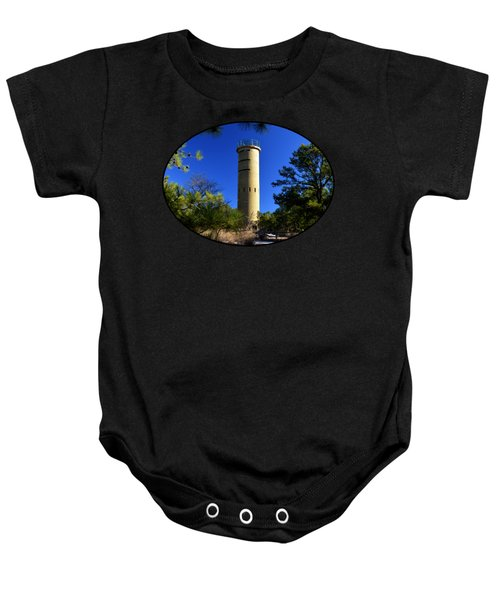 Fct7 Fire Control Tower #7 - Observation Tower Baby Onesie