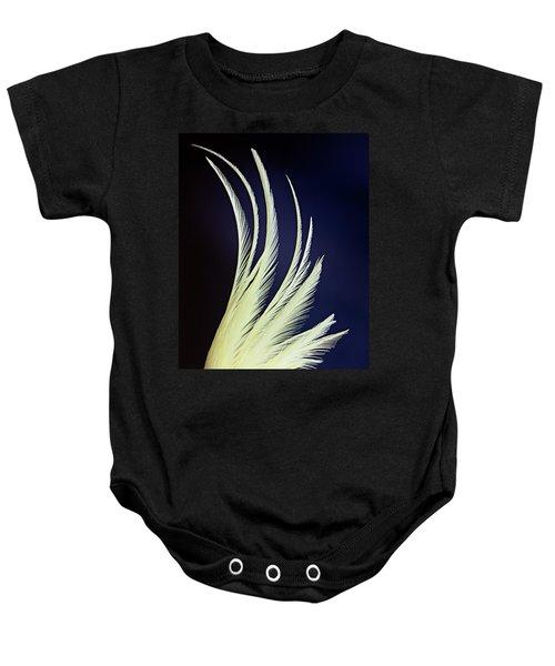 Feathers Baby Onesie