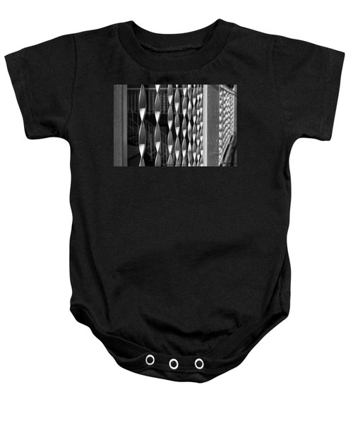 Fence Song  Baby Onesie