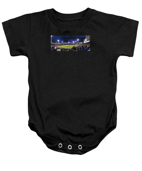 Fenway Night Baby Onesie