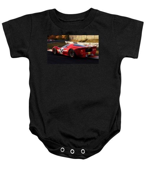 Ferrari 330 P4, Nordschleife - 17 Baby Onesie