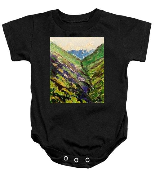 Fertile Valley Baby Onesie