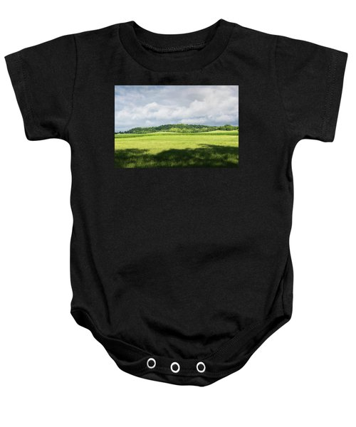 Fields Baby Onesie