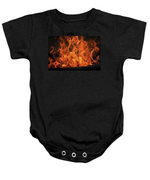 Fire Baby Onesie