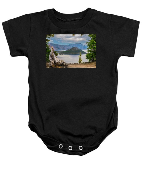 First Crater View Baby Onesie
