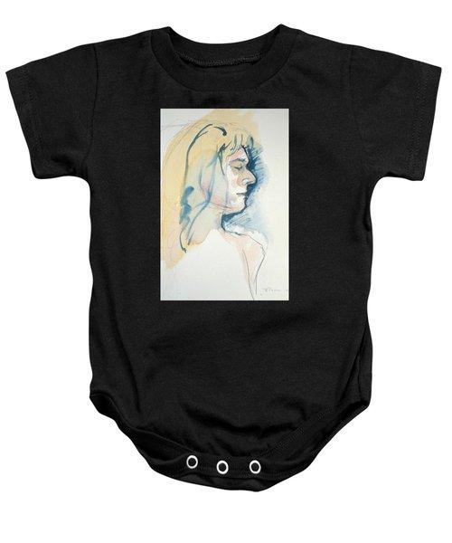 Five Minute Profile Baby Onesie