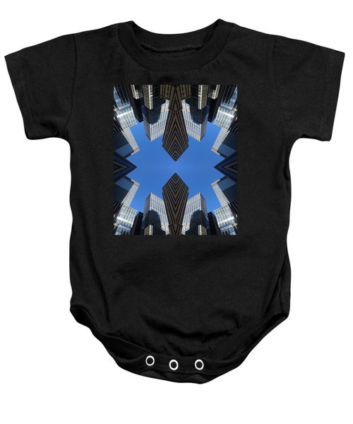 Nyc No. 14 Baby Onesie