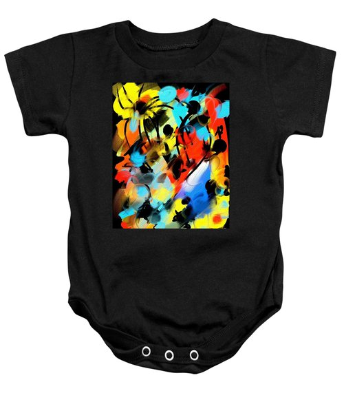 Flysquid Dream Baby Onesie