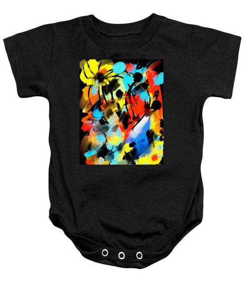 Flysquid Dream Baby Onesie